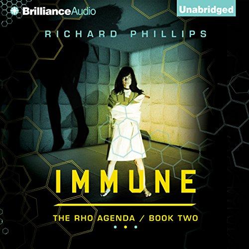 Immune audiobook cover art