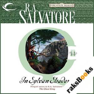 In Sylvan Shadows audiobook cover art
