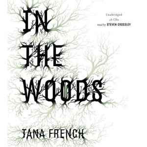 In the Woods audiobook cover art