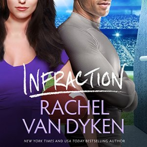 Infraction audiobook cover art