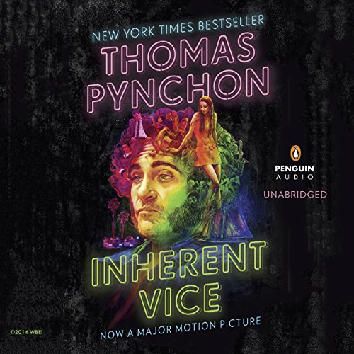 Inherent Vice audiobook cover art