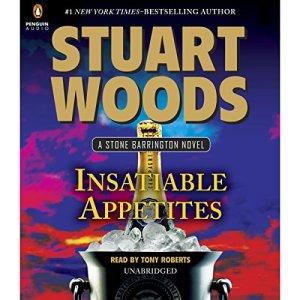 Insatiable Appetites audiobook cover art