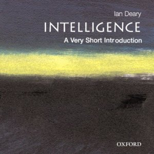 Intelligence: A Very Short Introduction audiobook cover art