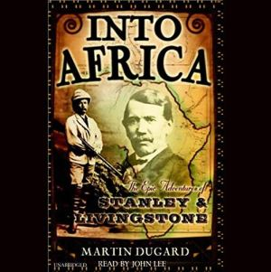 Into Africa audiobook cover art