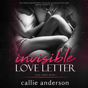 Invisible Love Letter audiobook cover art