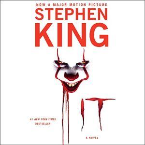 It audiobook cover art