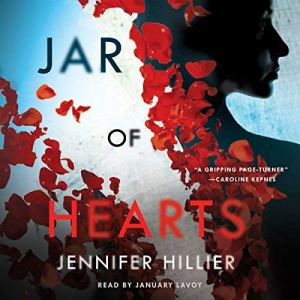 Jar of Hearts audiobook cover art