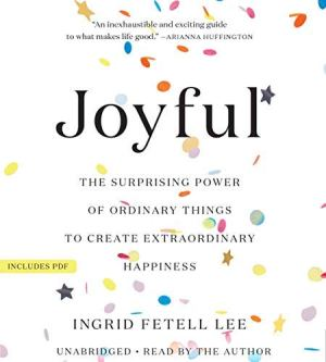 Joyful audiobook cover art