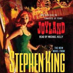 Joyland audiobook cover art
