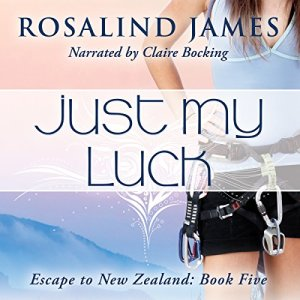 Just My Luck audiobook cover art