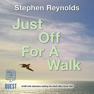 Just off for a Walk audiobook cover art