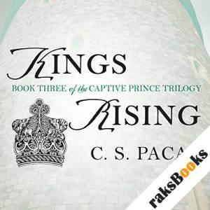 Kings Rising audiobook cover art