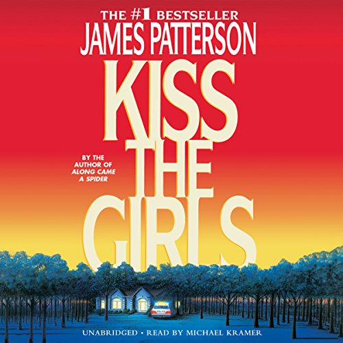 Kiss the Girls audiobook cover art