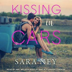 Kissing in Cars audiobook cover art
