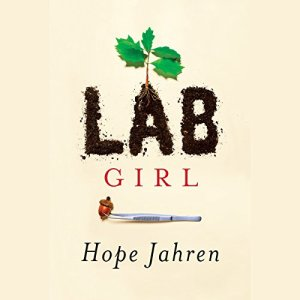 Lab Girl audiobook cover art