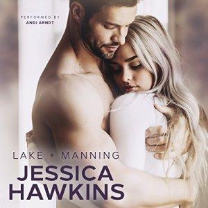 Lake + Manning audiobook cover art