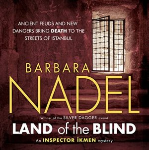 Land of the Blind audiobook cover art