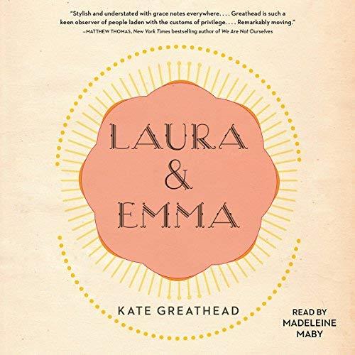 Laura & Emma audiobook cover art