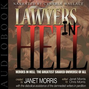 Lawyers in Hell audiobook cover art