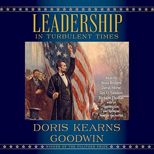 Leadership audiobook cover art