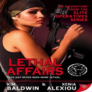 Lethal Affairs audiobook cover art