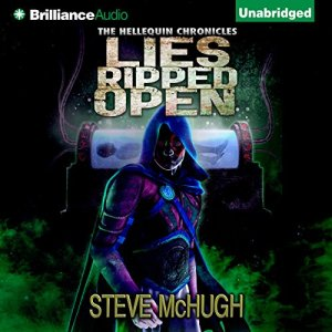 Lies Ripped Open audiobook cover art