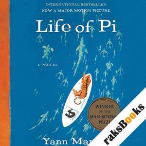 Life of Pi audiobook cover art