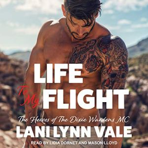 Life to My Flight audiobook cover art