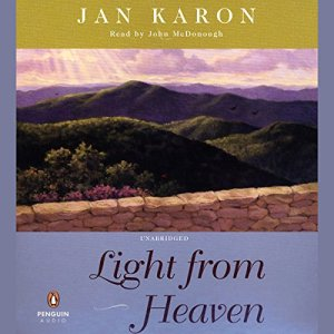 Light from Heaven audiobook cover art
