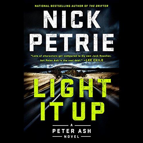 Light It Up audiobook cover art