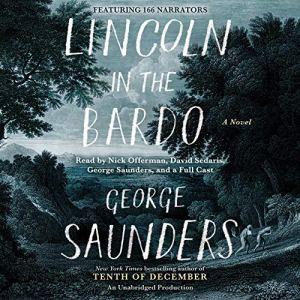 Lincoln in the Bardo audiobook cover art