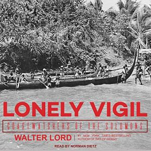 Lonely Vigil audiobook cover art