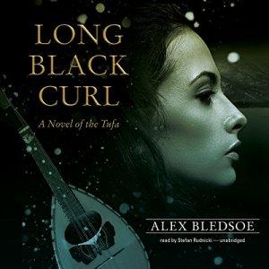Long Black Curl audiobook cover art