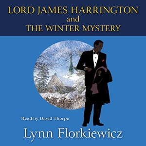 Lord James Harrington and the Winter Mystery audiobook cover art