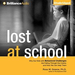 Lost at School audiobook cover art