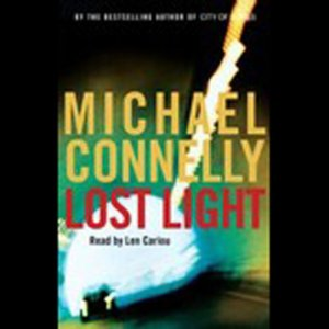 Lost Light: Harry Bosch Series, Book 9 audiobook cover art