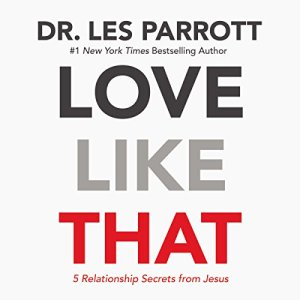Love Like That audiobook cover art