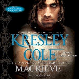 Macrieve: Immortals After Dark, Book 14 audiobook cover art