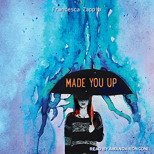 Made You Up audiobook cover art