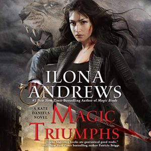 Magic Triumphs audiobook cover art