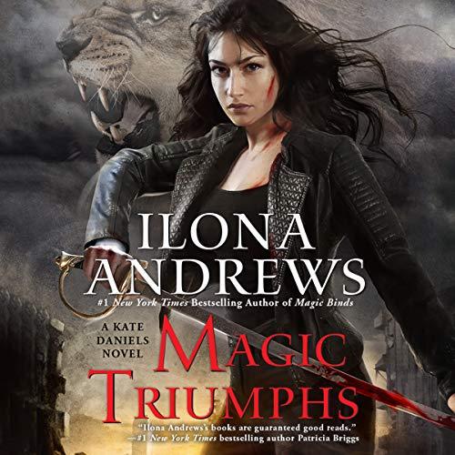 Magic Triumphs audiobook cover art