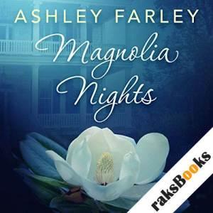 Magnolia Nights audiobook cover art