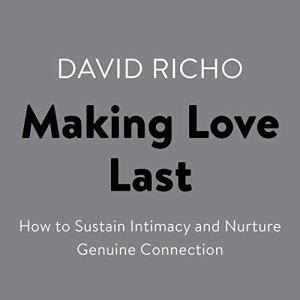 Making Love Last audiobook cover art