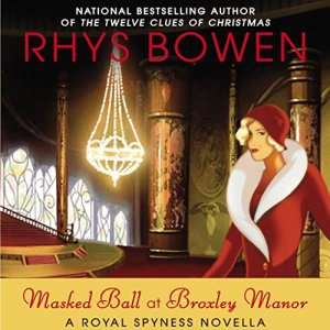 Masked Ball at Broxley Manor audiobook cover art