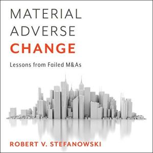 Material Adverse Change audiobook cover art