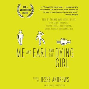 Me and Earl and the Dying Girl (Revised Edition) audiobook cover art