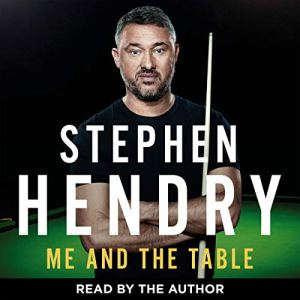 Me and the Table audiobook cover art