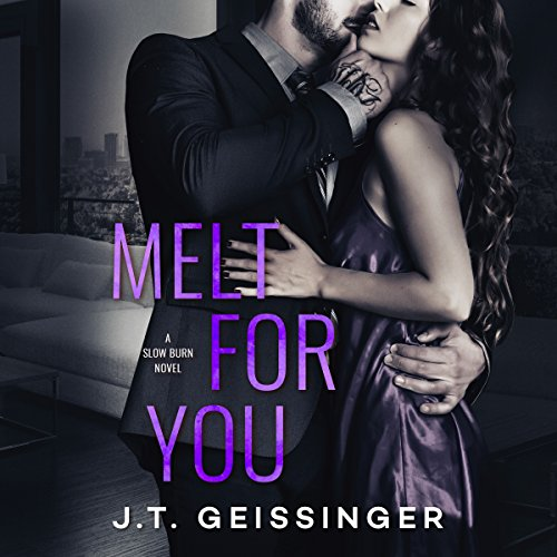 Melt for You audiobook cover art