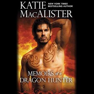 Memoirs of a Dragon Hunter audiobook cover art