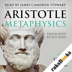 Metaphysics audiobook cover art